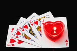 Игральные карты в магии Худу