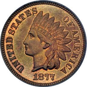 Индейский цент