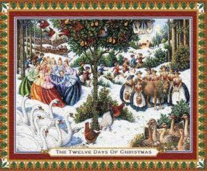 Двенадцать дней Рождества