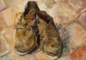 Магия обуви на любовь.