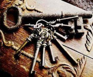 магия ключей