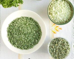 Магическая травяная соль