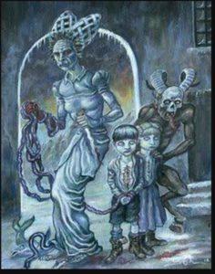 Ведьма Прехта
