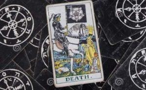 Смерть Таро