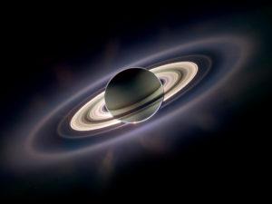 Ретроградный Сатурн.