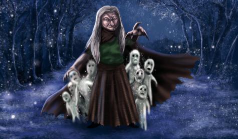 Ведьма Перхта
