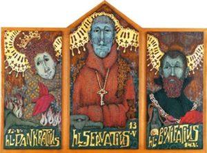 Ледяные святые