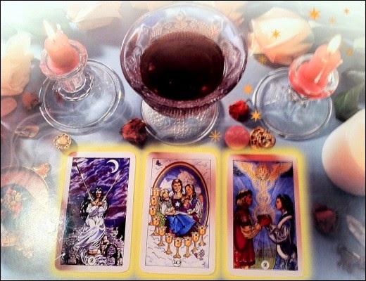 Ритуалы с картами Таро