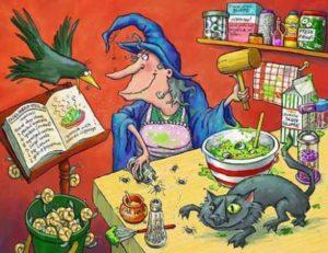 Магическая пища